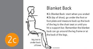 #2c Blanket Back