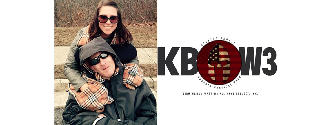KBW3 – Keeping Our Badass Wounded Warriors Warm
